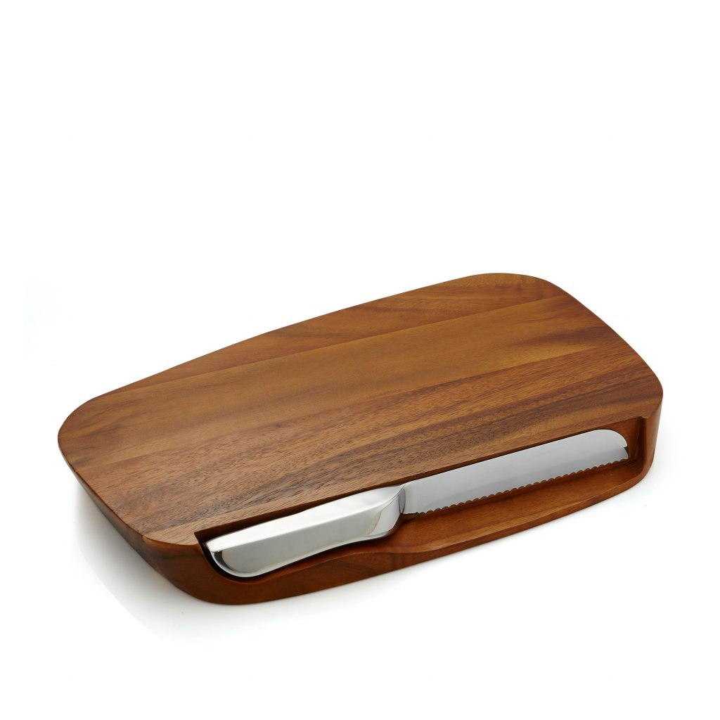 MT0731 Blend Bread Board W Knife