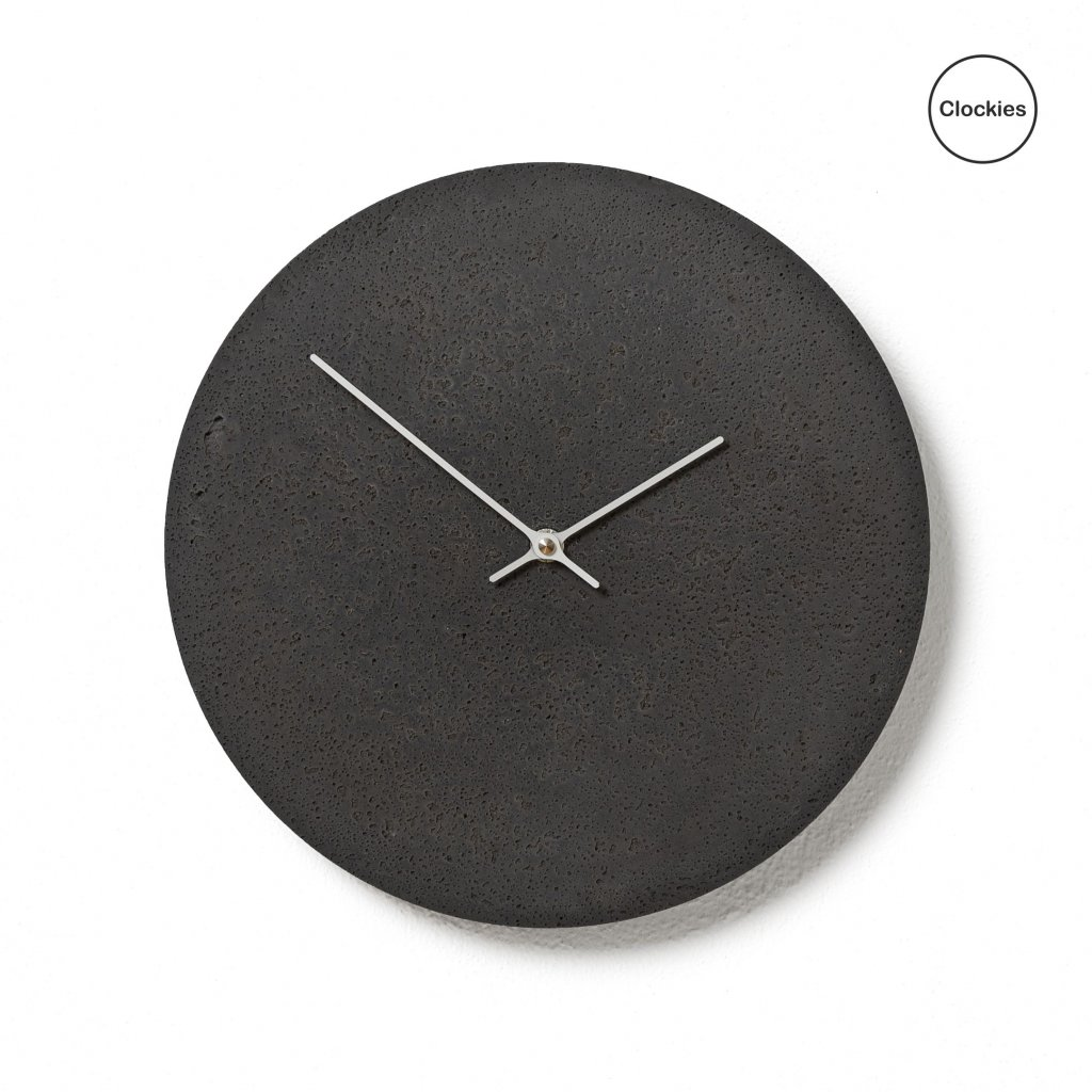 Betonové hodiny Clockies CL300205
