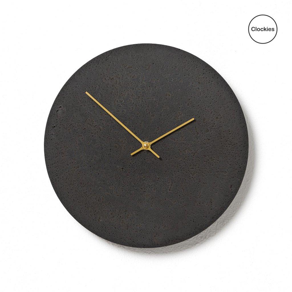 Betonové hodiny Clockies CL300206