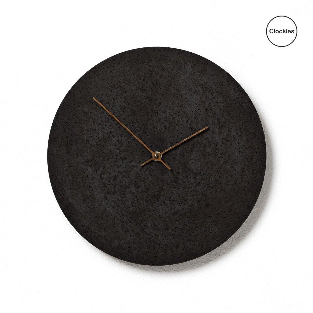 Betonové hodiny Clockies CL300302