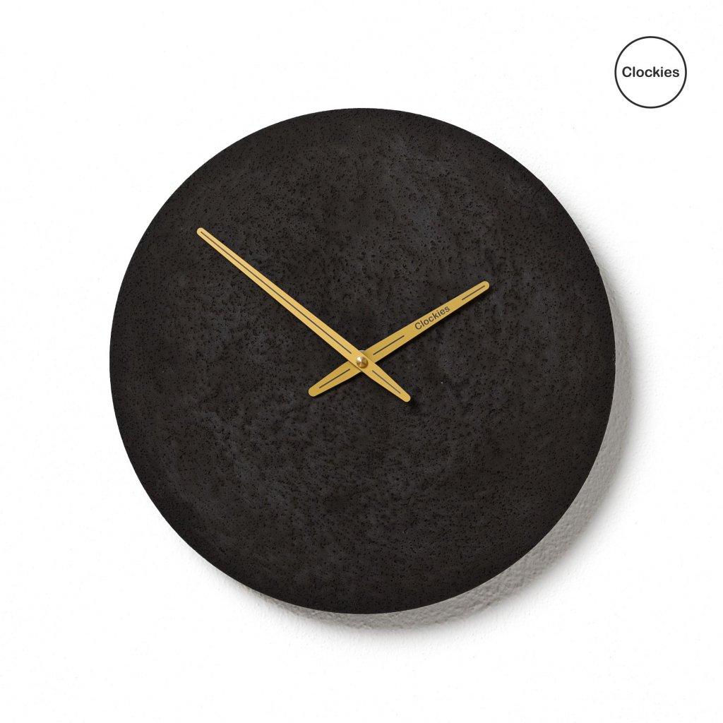 Betonové hodiny Clockies CL300309
