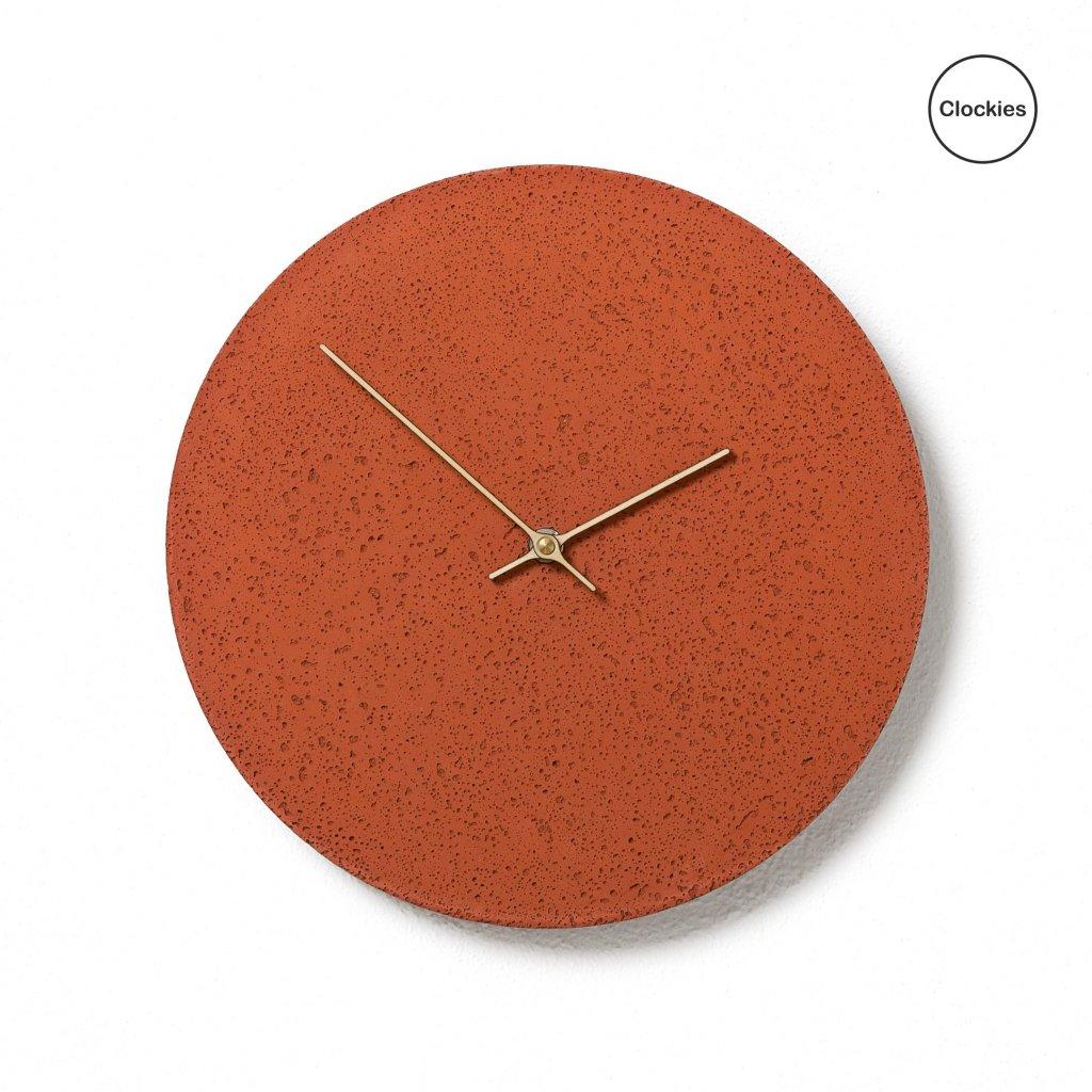 Betonové hodiny Clockies CL300601