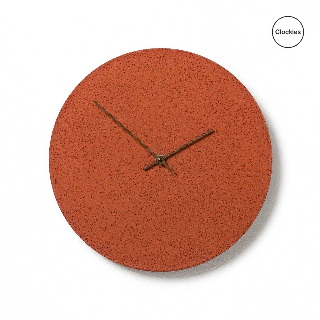 Betonové hodiny Clockies CL300602