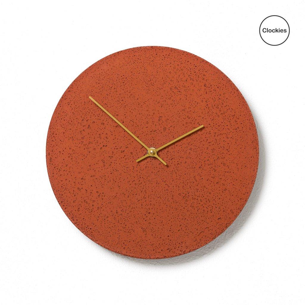 Betonové hodiny Clockies CL300606