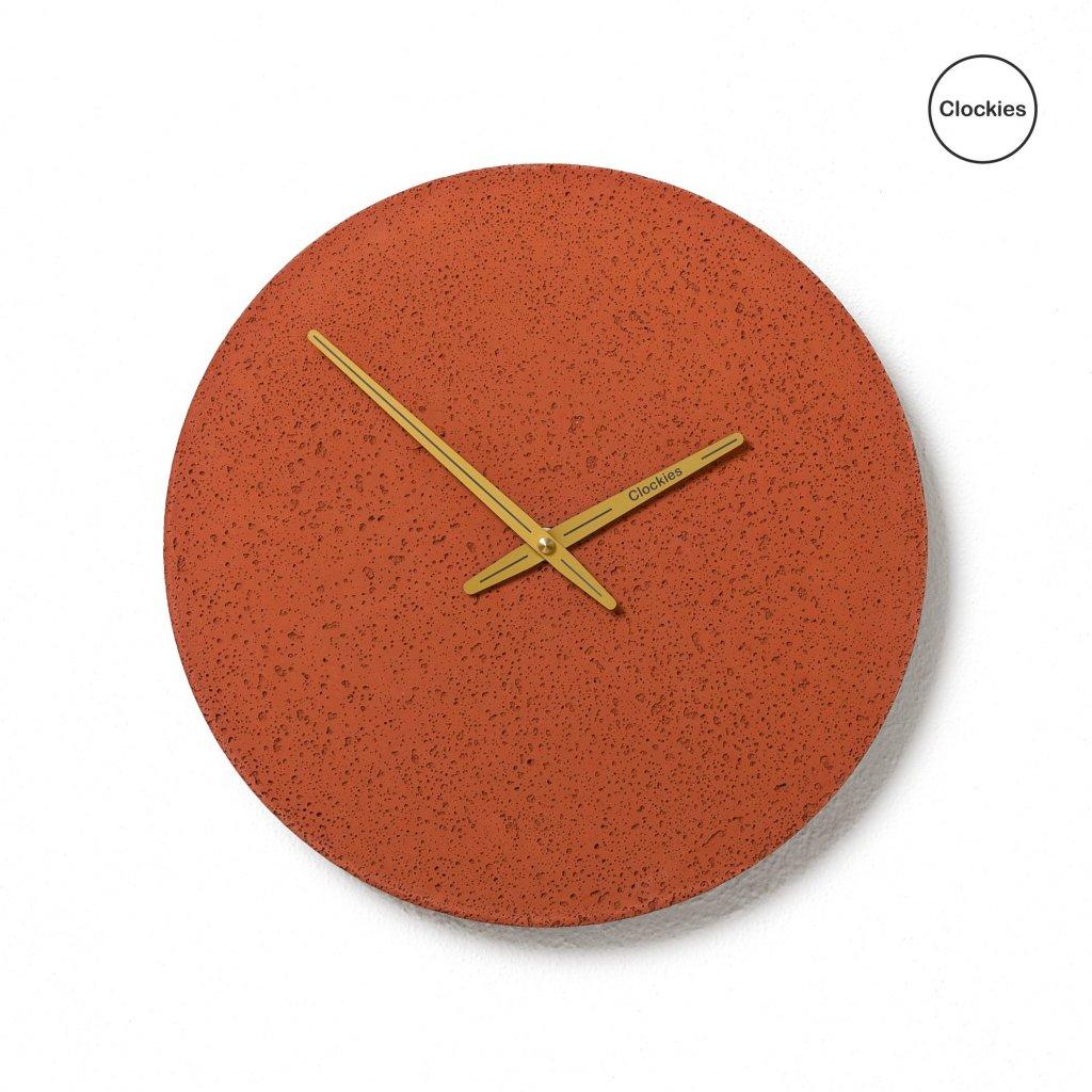 Betonové hodiny Clockies CL300609