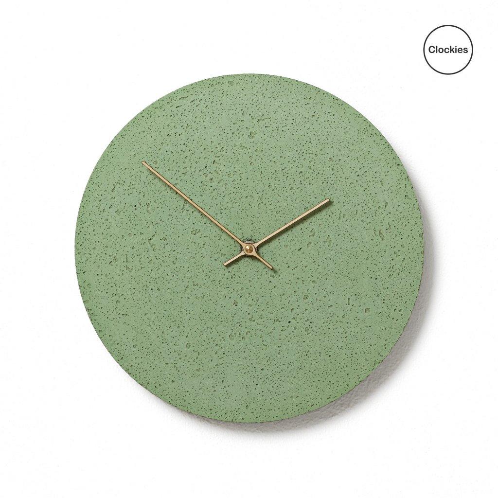 Betonové hodiny Clockies CL300701