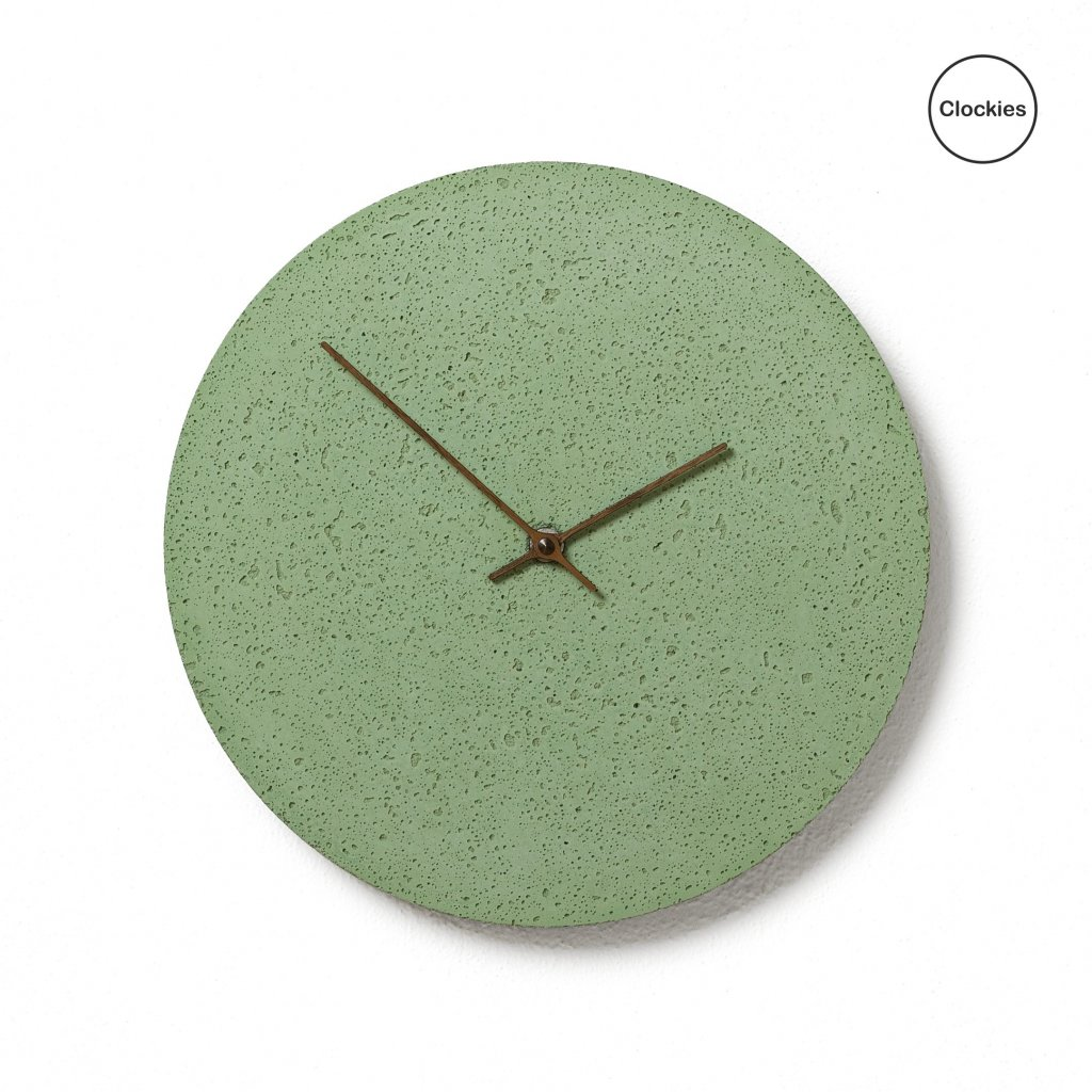 Betonové hodiny Clockies CL300702