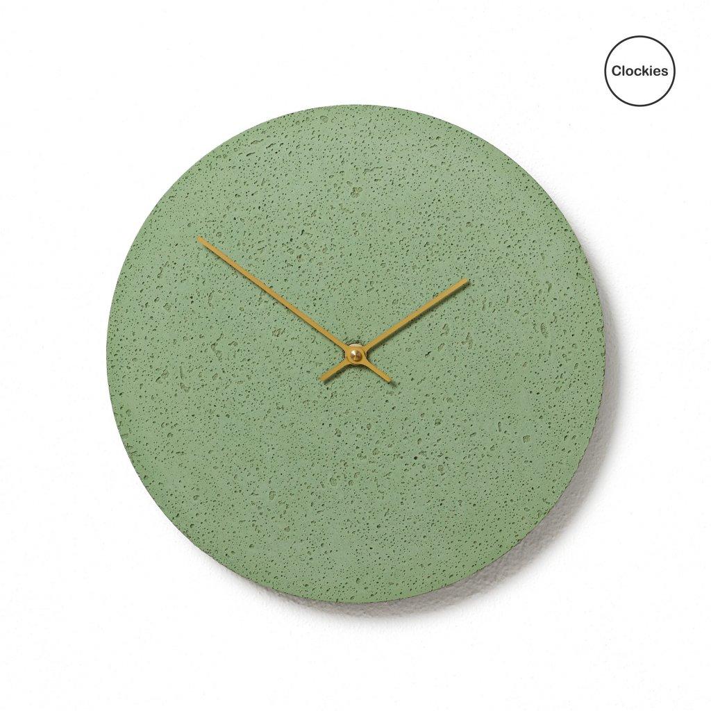 Betonové hodiny Clockies CL300706
