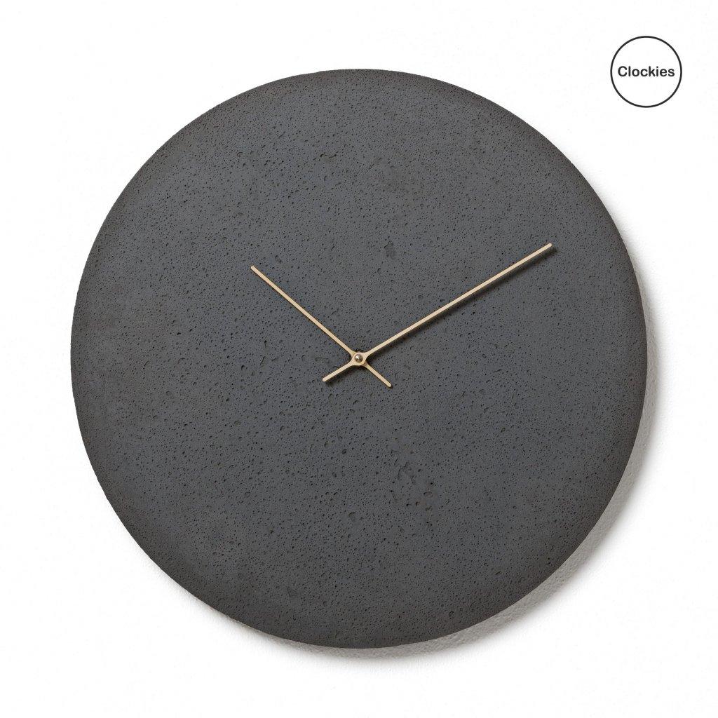Betonové hodiny Clockies CL500201