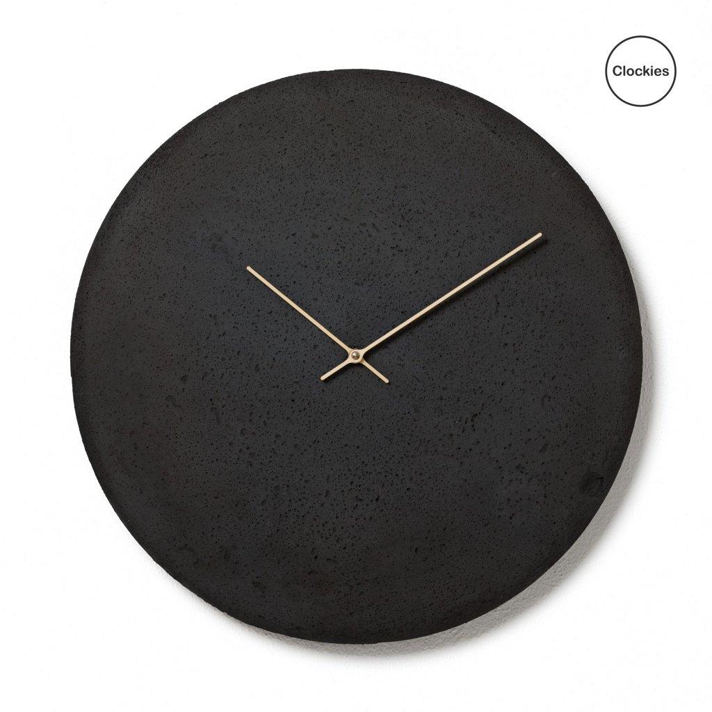 Betonové hodiny Clockies CL500301