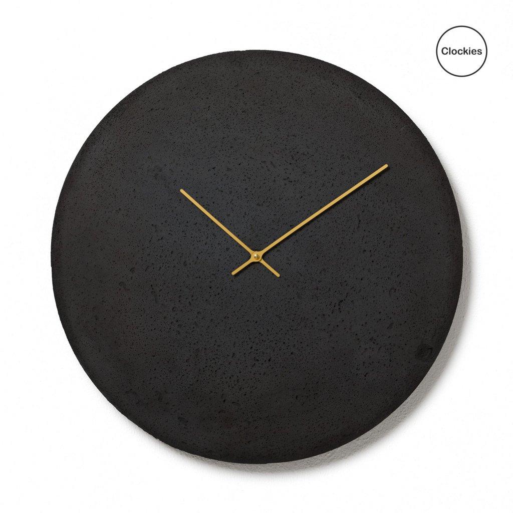 Betonové hodiny Clockies CL500306