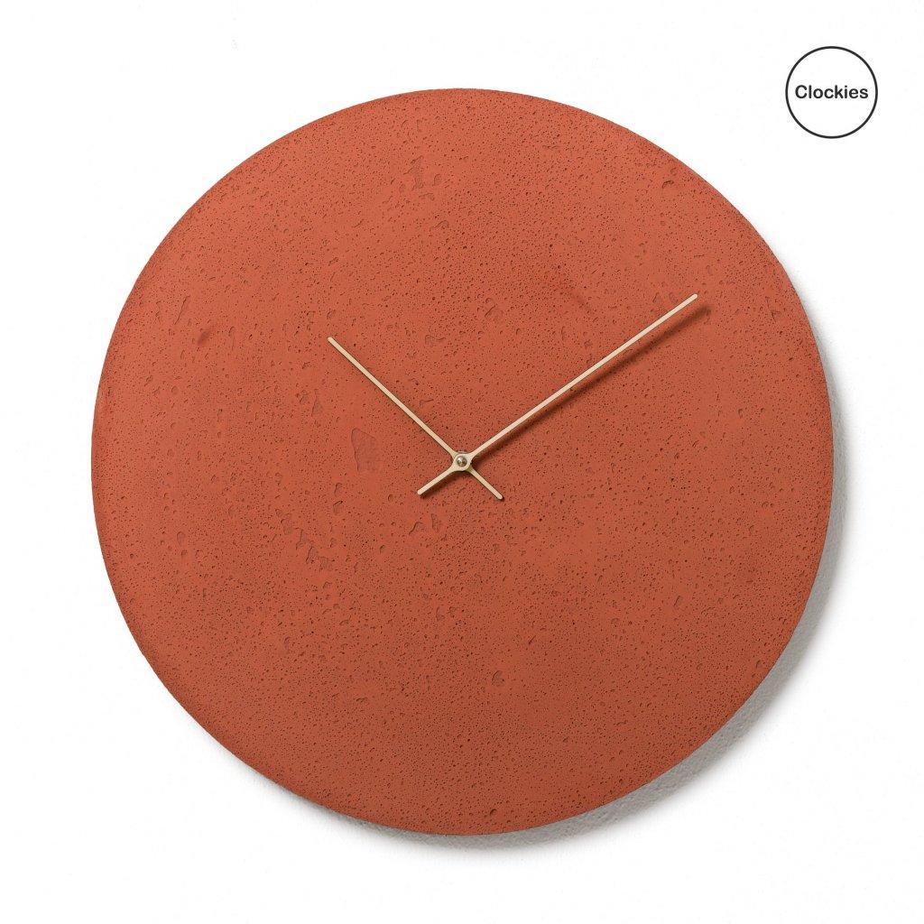 Betonové hodiny Clockies CL500601