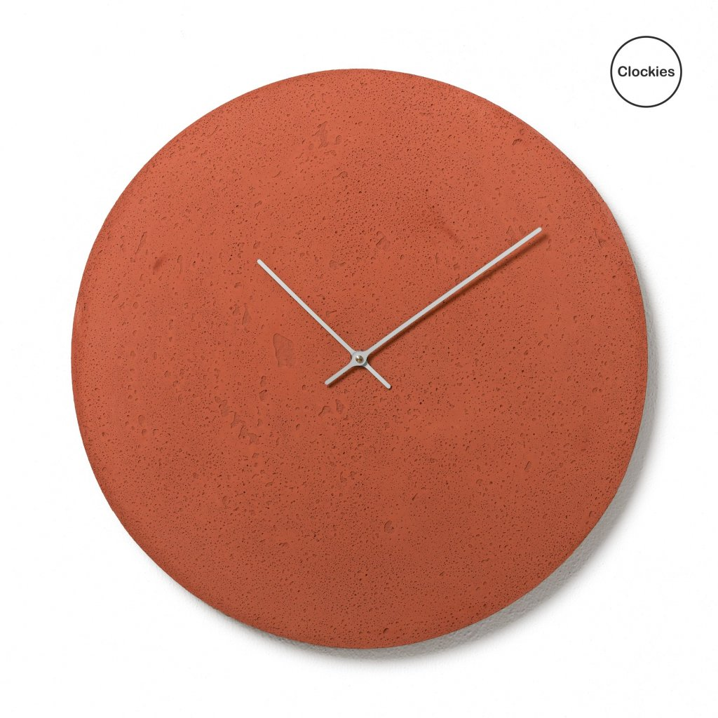 Betonové hodiny Clockies CL500605