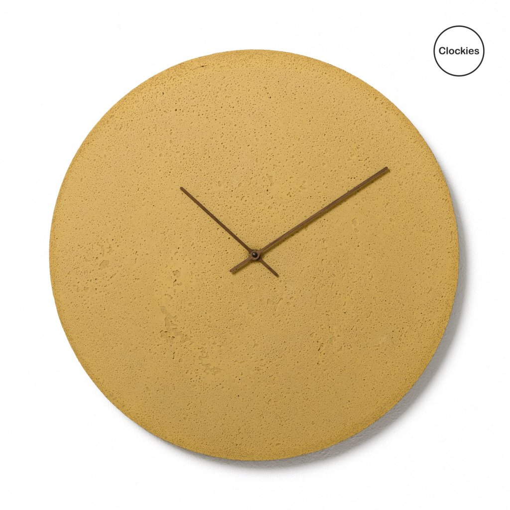 Betonové hodiny Clockies CL500802