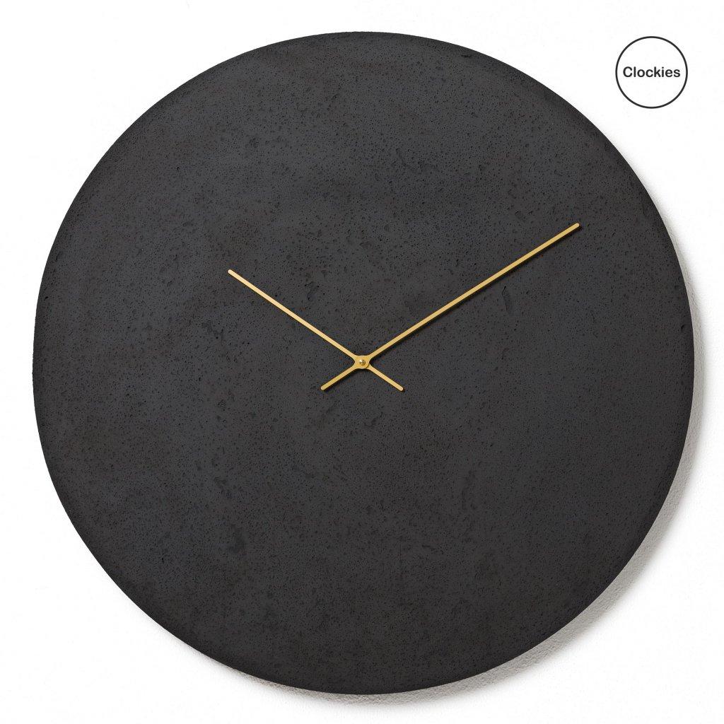 Betonové hodiny Clockies CL700306