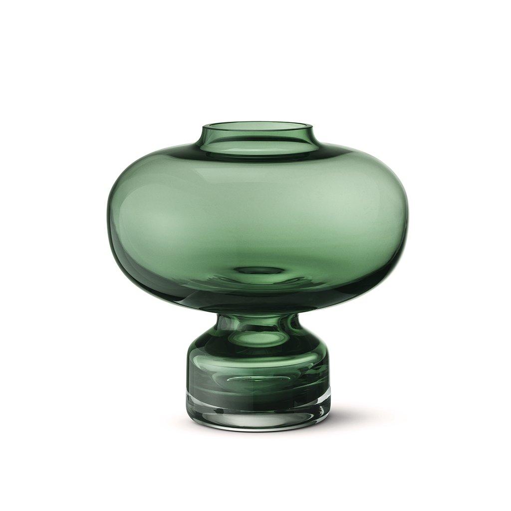 Váza Alfredo, skleněná, malá - Georg Jensen