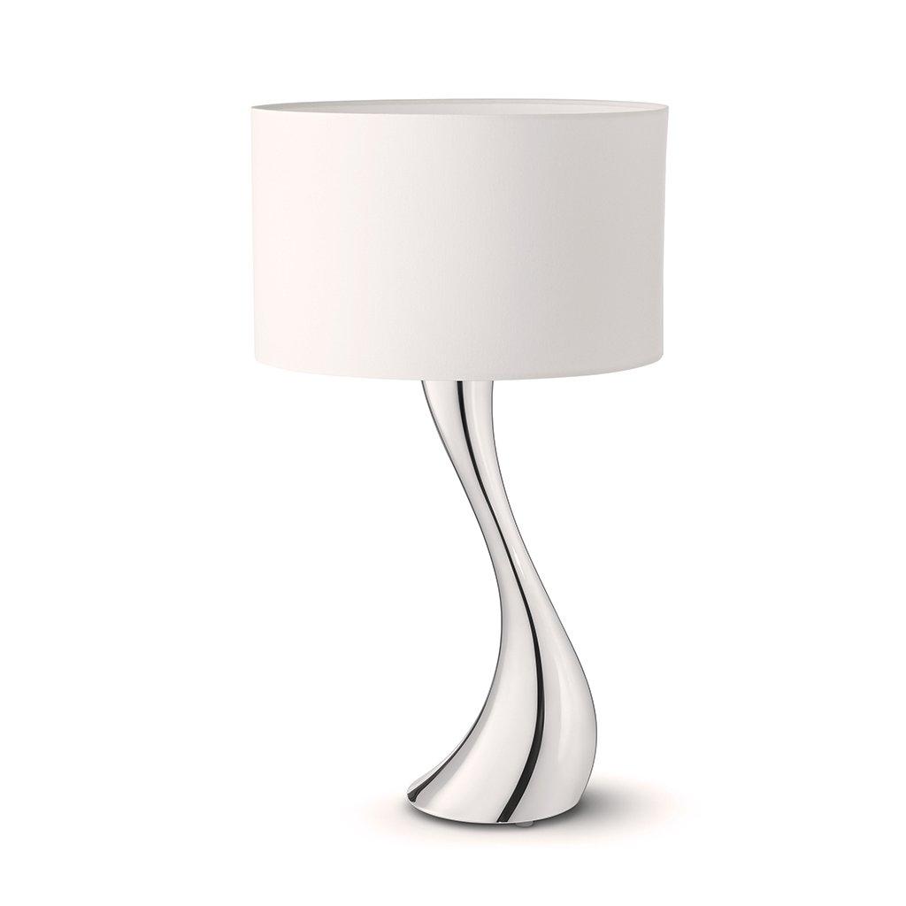 Stolní lampa Cobra, malá, bílá - Georg Jensen
