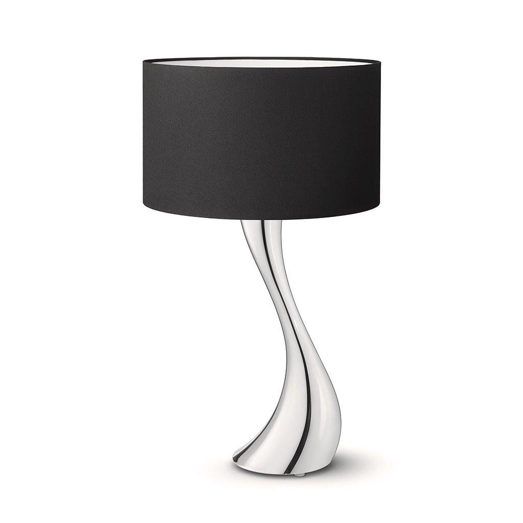 Stolní lampa Cobra, malá, černá - Georg Jensen