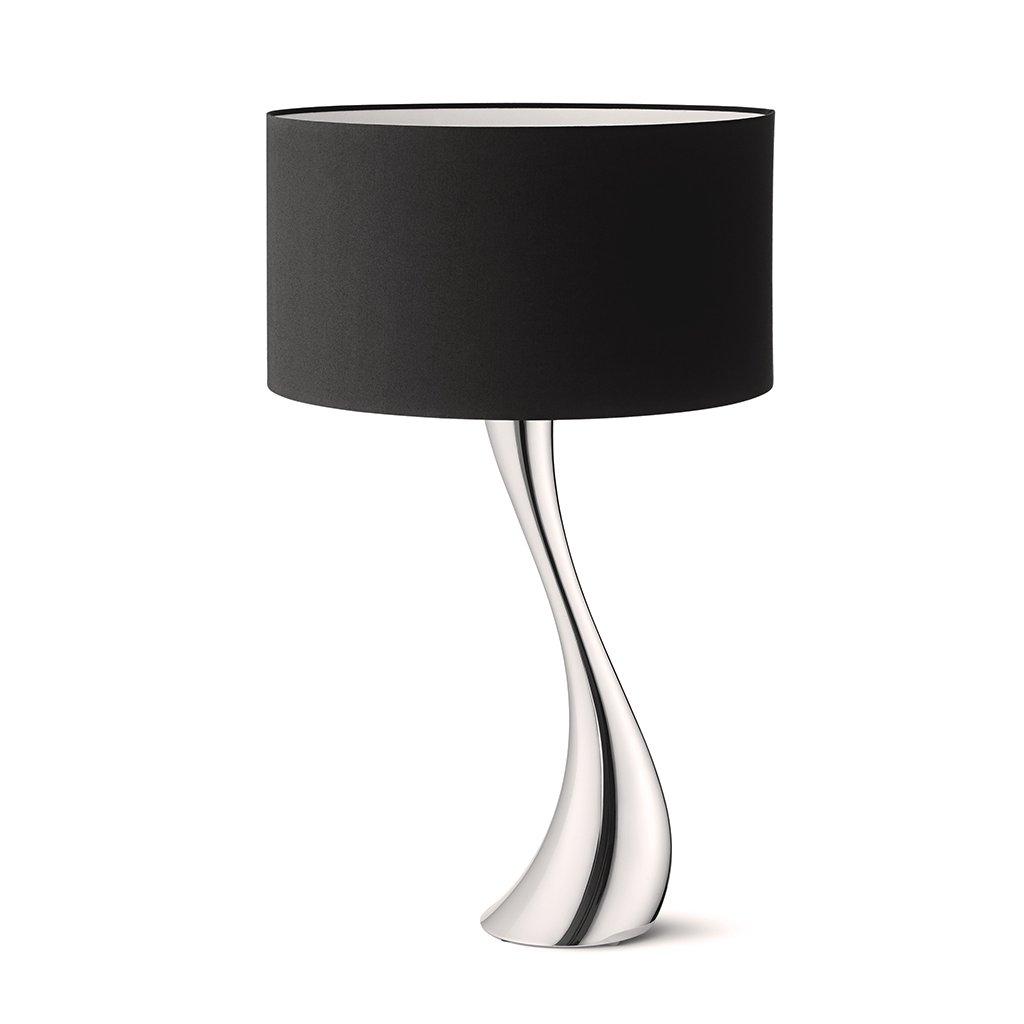 Lampa Cobra, střední, černá - Georg Jensen