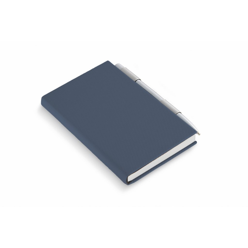263006 Todd Notizbuch mit Stift blau