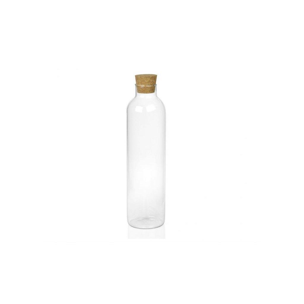 botella de cristal con tapon de corcho1