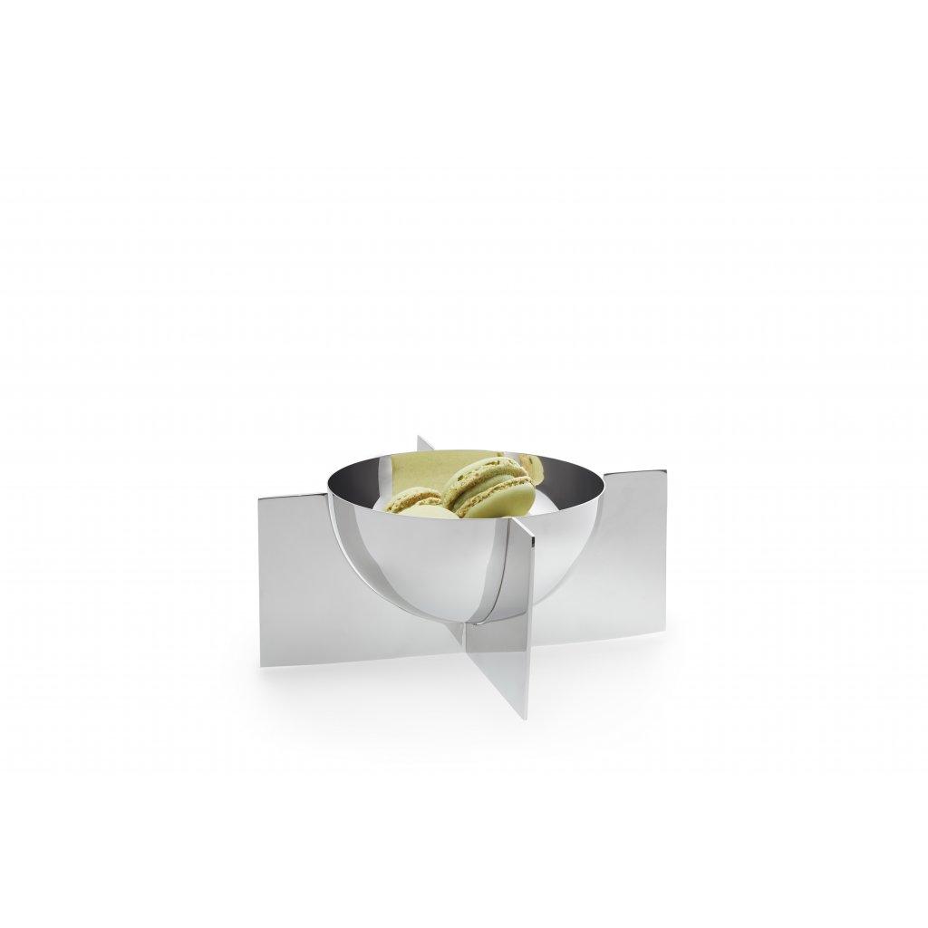 240020 FLEURON Schale mit Ständer Deco