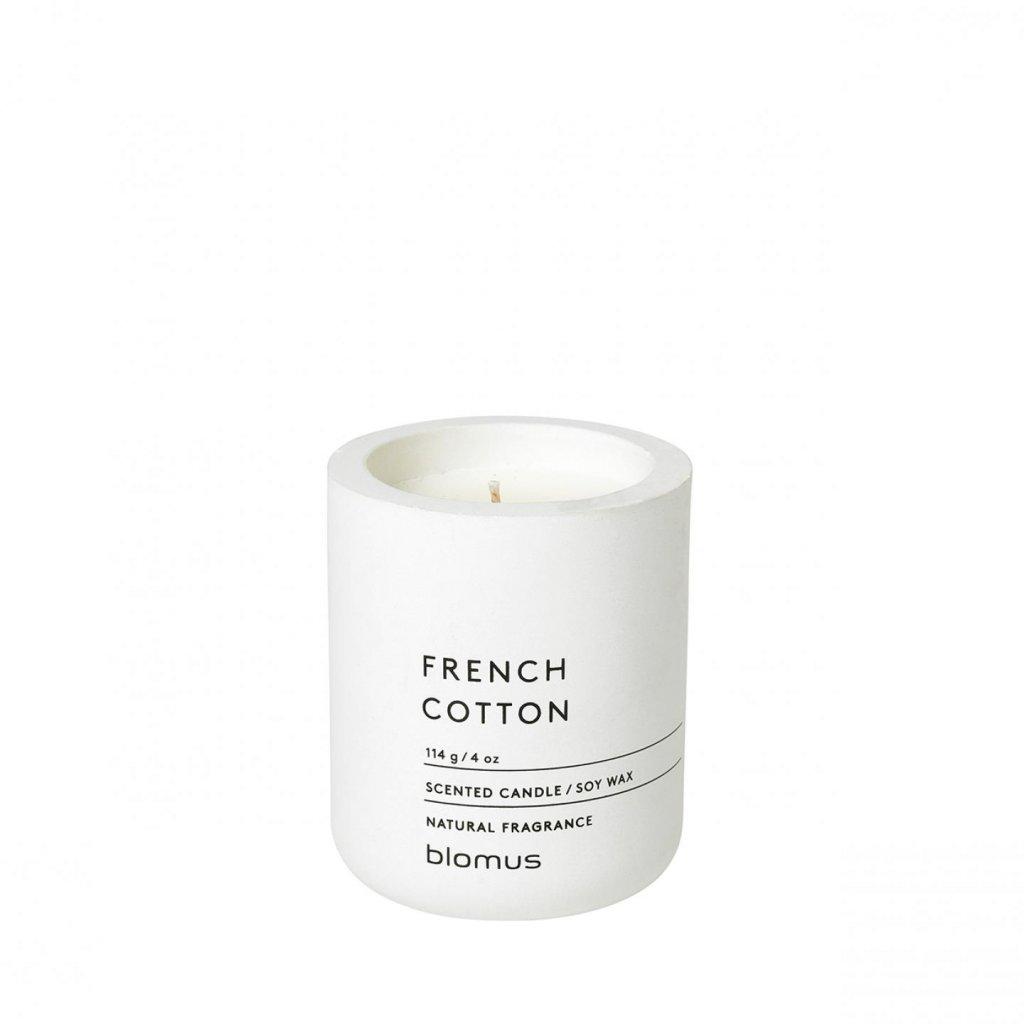 Svíčka S - francouzská bavlna (FRAGA) - Blomus