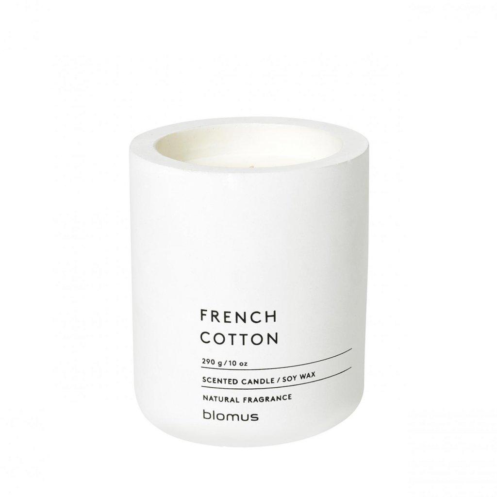 Svíčka M - francouzská bavlna (FRAGA) - Blomus