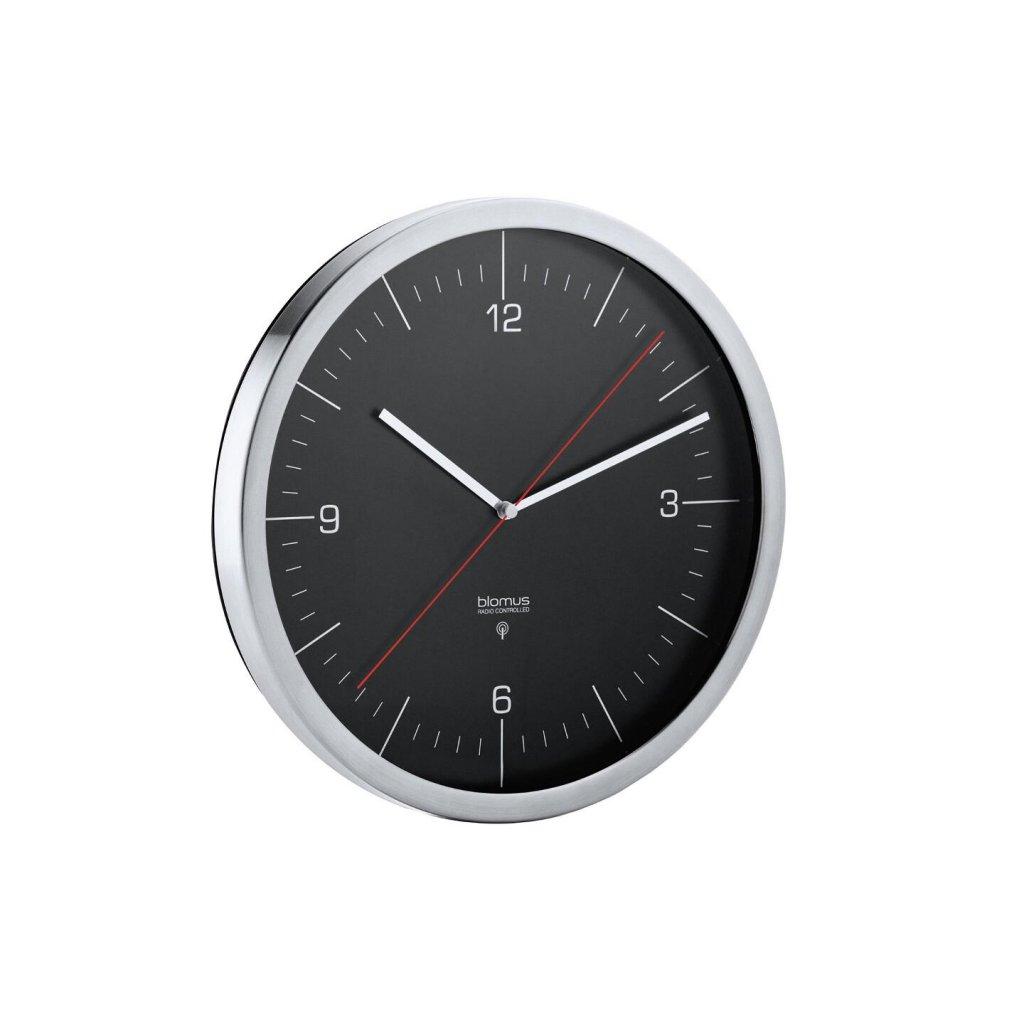 Rádiem řízené nástěnné hodiny CRONO - Blomus