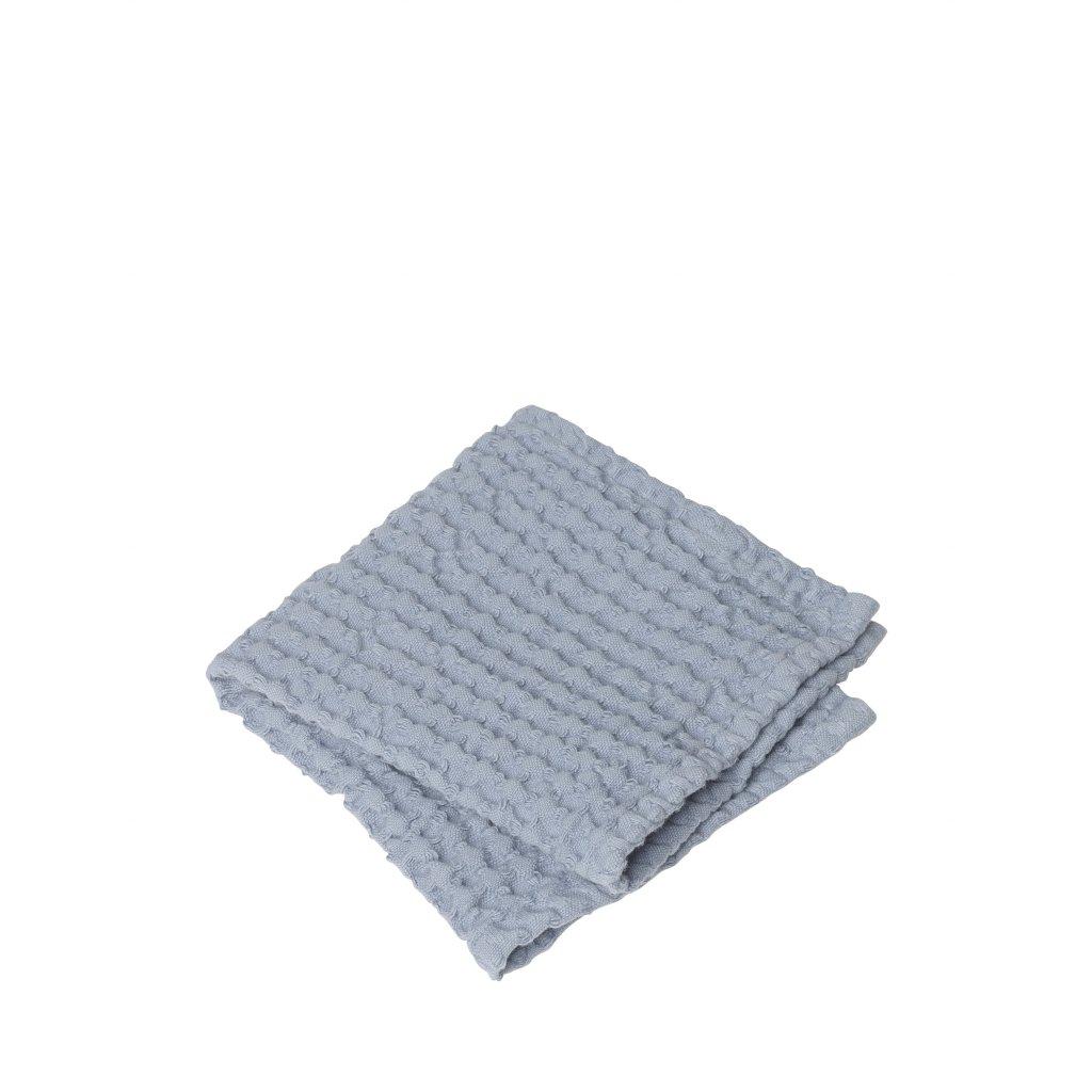 Set 2 ručníků s vaflovým vzorem 30x30 cm CARO - Blomus