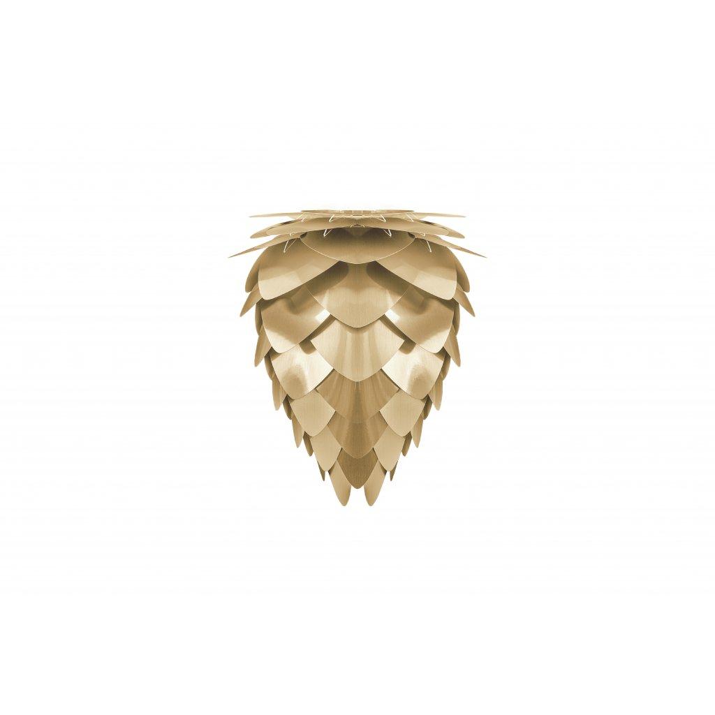 UMAGE packshot 2096 Conia mini brushed brass high res