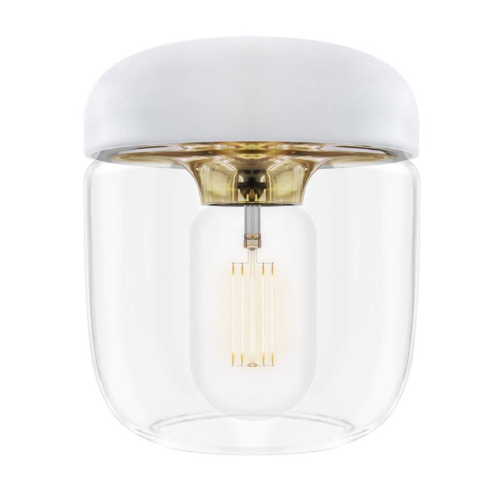 UMAGE packshot 2105 Acorn white polished brass high res
