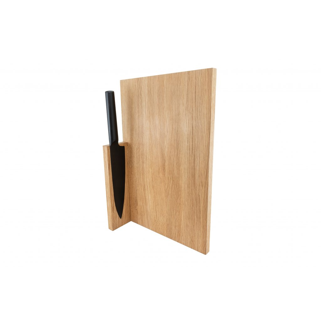 Chef's Board Large - Clap Design (Varianta S NOŽEM)
