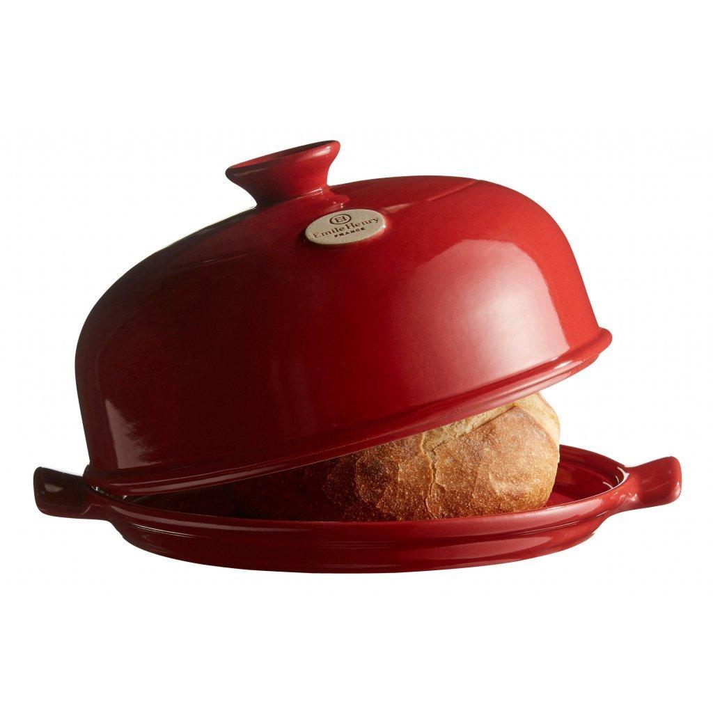 2341 1 forma na peceni chleba 28cm kulata granatova emile henry