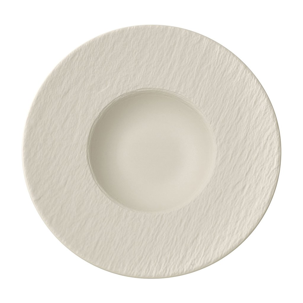 Talíř na těstoviny, kolekce Manufacture Rock blanc - Villeroy & Boch