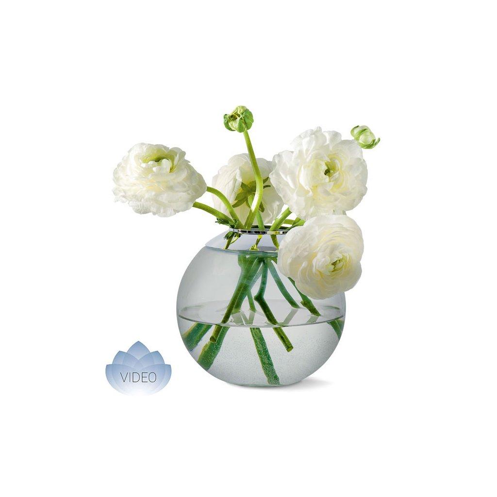 Skleněná váza Globo 3v1 - Philippi