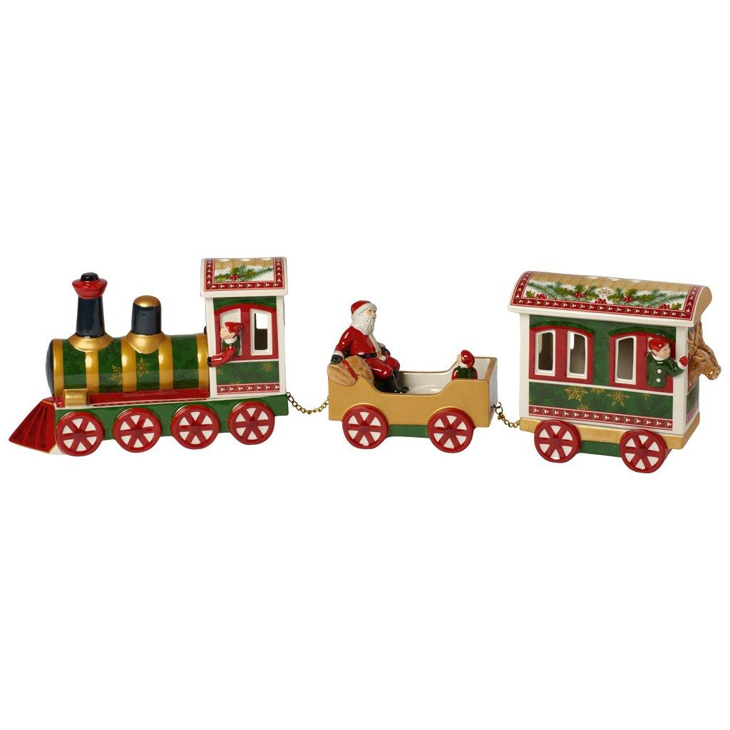 Vánoční dekorace polární express, kolekce Christmas Toys Memory - Villeroy & Boch
