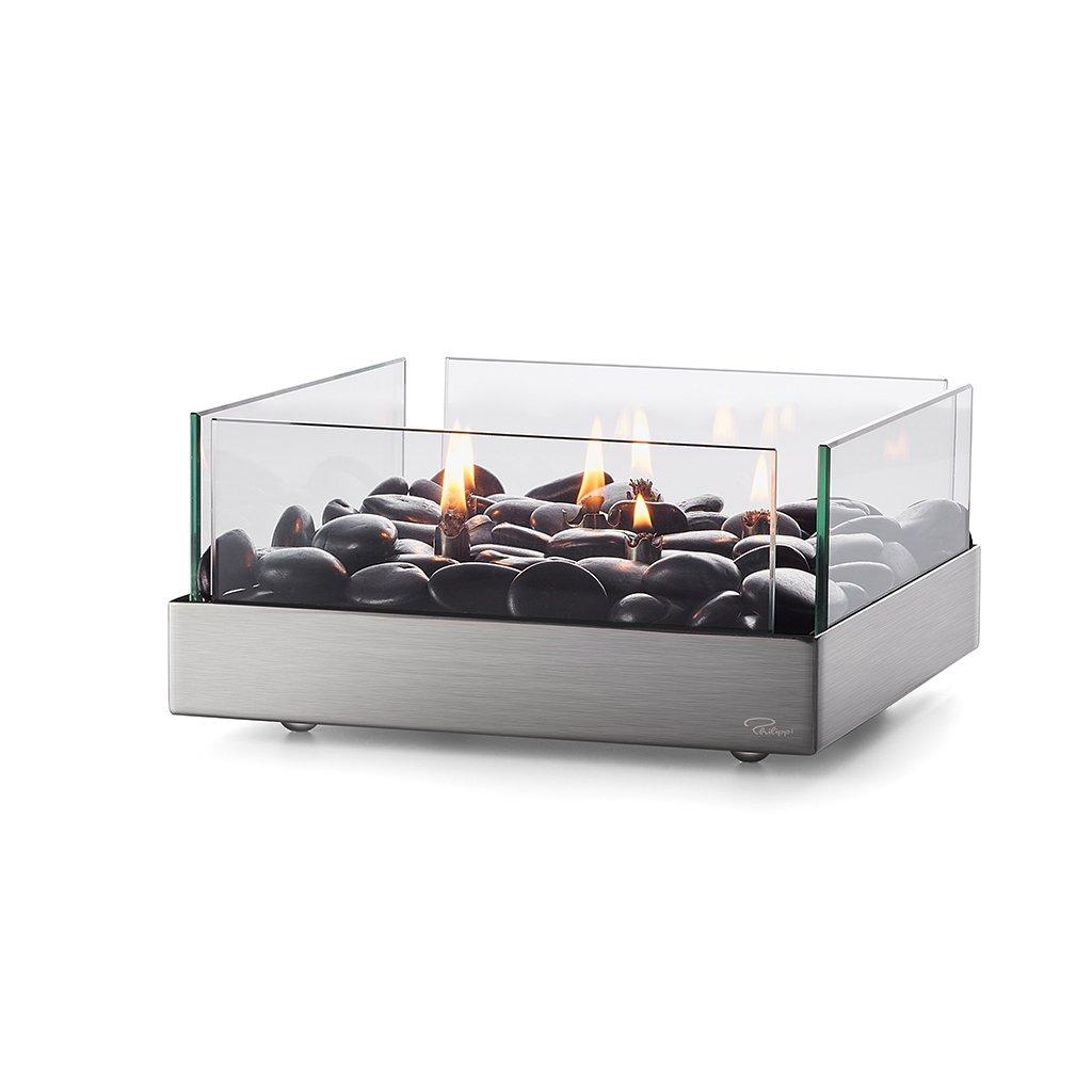 Stolní krb Fireplace, čtvercový - Philippi