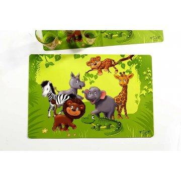 Prostírání zvířata džungle - Ritzenhoff & Breker