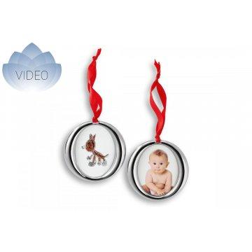 Vánoční fotorámeček Ornament  - Philippi