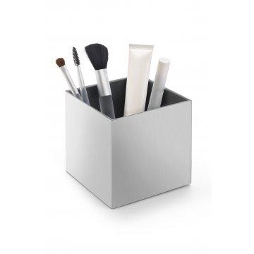 Nerezový stojan/box na kosmetiku XERO - ZACK