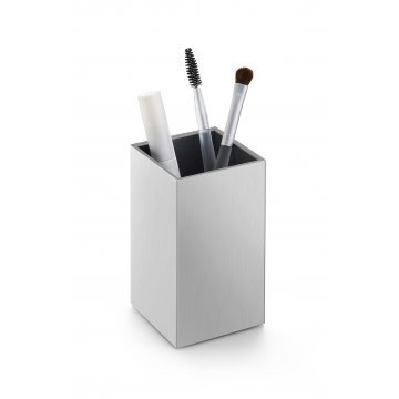 Nerezový stojan/box na kosmetiku malý XERO - ZACK