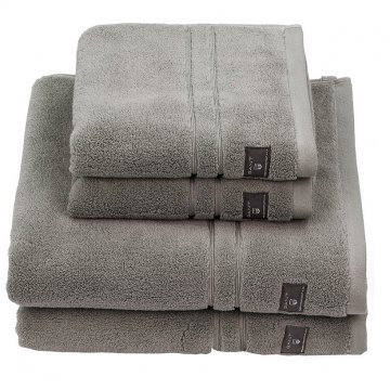 premium terry towel sheep grey hand towel 291160