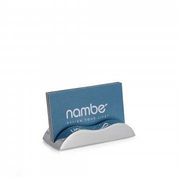 6960 Wave Business Card Holder alt