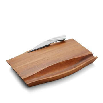 MT0741 Drift Cheese Board W Knife