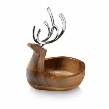 MT0887 Reindeer Candy Dish