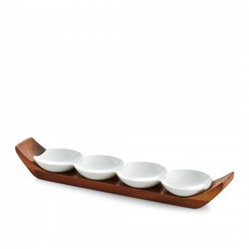 MT1139 Quatro Snack and Serve Set