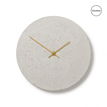 Betonové hodiny Clockies CL300406