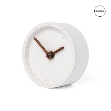 Betonové hodiny Clockies CT100404