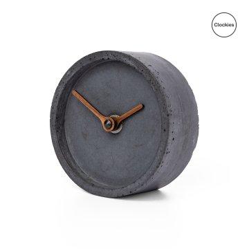 Betonové hodiny Clockies CT100304